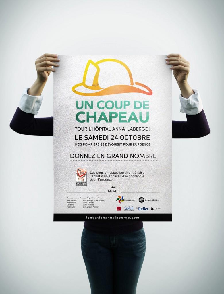 Poster-Chapeau