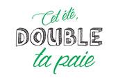 Caisse Desjardins de Châteauguay – Double ta paie