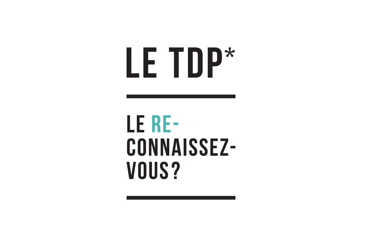 C'est quoi le TDP